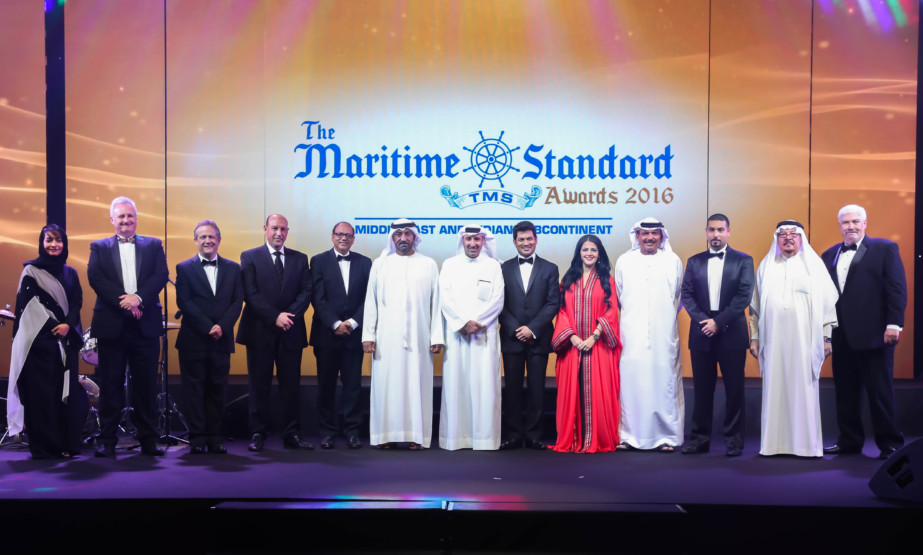 The Maritime Standard Awards 2016- Individual Winners