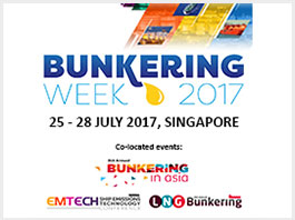 Bunkering Week banner