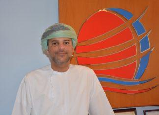 OSC chief executive, Tarik Al Junaidi