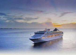 P&O Cruises Oceana will home port in Dubai for a season in 2019