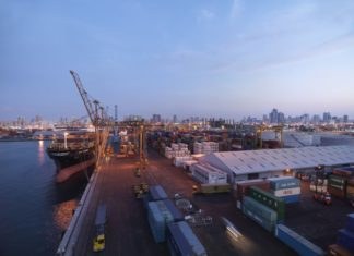 Gulftainer's Sharjah Container Terminal is now using the MACH TOS system