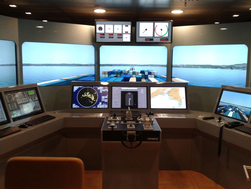VSTEP's Nautis simulator technology is now being marketed more effectively in the Middle East