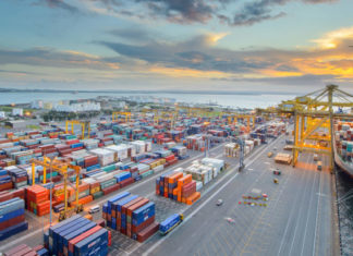 Container revenues per teu were up 4% in 2016 across the DP World portfolio