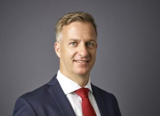 Martin Helweg, Topaz' new chief operating officer
