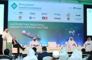 H.E. Shaikh Daij Bin Salman Al Khalifa, chairman, Arab Ship Building and Repair Yard, Keynote Speaker at The Maritime Standard Tanker Conference 2016