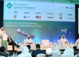 H.E. Shaikh Daij Bin Salman Al Khalifa, chairman, Arab Ship Building and Repair Yard, Keynote Speaker at The Maritime Standard Tanker Conference 2016