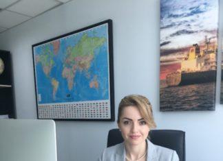 Kateryna Yakunchenkova, General Manager of Dubai-based Al Safina Security (ALSS).