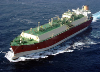 The LNG carrier Mesaimeer is now managed by NSLQ