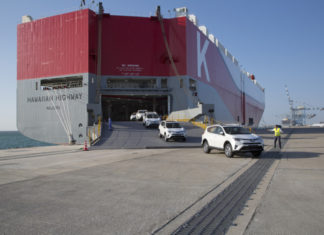 Maqta Gateways digital services now apply to ro-ro traffic at Abu Dhabi commercial ports