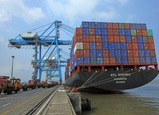 The dredging programme will allow JNPT to handle larger container vessels than it can today