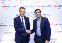 CMA CGM and Adani to operate Mundra terminal