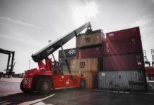 Hamad Port receives cargo handling hardware