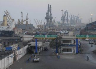 Kandla port retains its position as the leading cargo handler amongst India's major ports