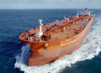 SCI has added to its fleet of Suezmax tankers