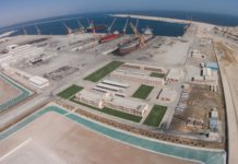 Duqm container terminal construction gathers momentum