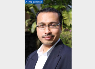 M. Shahrin Osman, M.Sc, Senior Principal Consultant, Head of Practice, Shipping Advisory, DNV GL