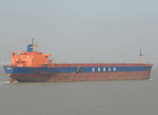 Essar has added to its fleet of bulk carriers