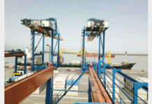 New service connects Iran and Iraq with Kandla