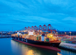 Combined Hapag-Lloyd and UASC will be one of the world's top five container lines with a modern, environmentally-friendly fleet of ships