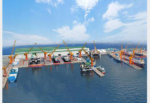 Saudi yard project moves forward