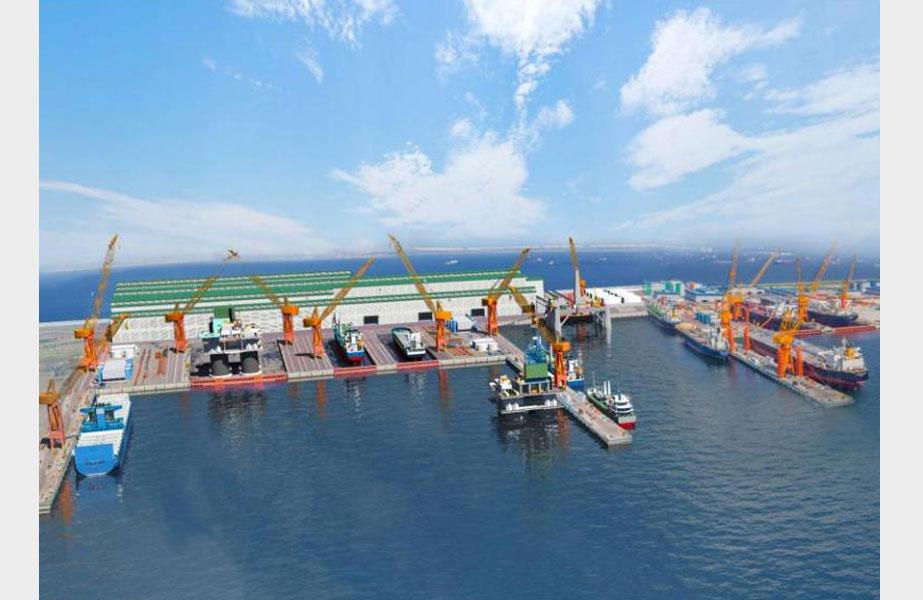 Saudi yard project moves forward - Latest Maritime
