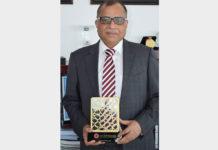 Tristar Group CEO receives Inspirational Leader Award