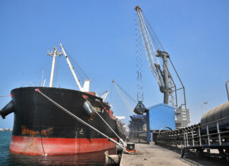 Investment is planned for Chidambaranar port