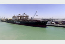 Gulftainer's Iraq terminal handles biggest vessel yet