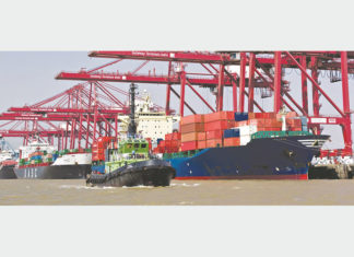 APM Terminals JNPT terminal had to shut down for a number of days in late June, following a cyber-attack