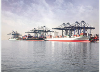 Container vessel calls into Karachi increased last fiscal year