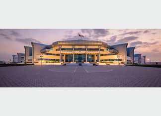 Sohar's International Maritime College Oman