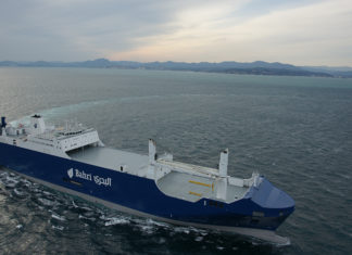Bahri's new generation multi-purpose ro-ro ships will now call into the port of Alexandria
