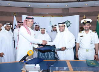 Bahri has signed an agreement with KAU to provide on board training programmes for its students