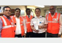 New service calls at APM Terminals Mumbai