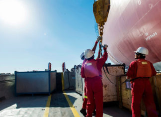 GAC's ship services team has picked up an important contract with KOTC