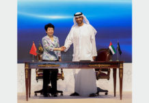 Khalifa Port links with China strengthened further