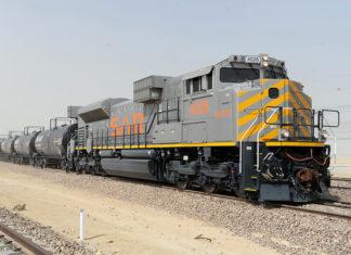 An SAR minerals train