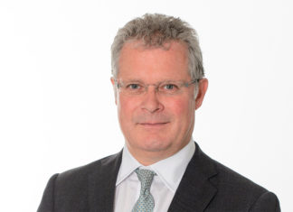 BIMCO chief executive Angus Frew