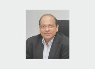 Rajiv Agarwal, Chief Executive and Managing Director, Essar Ports