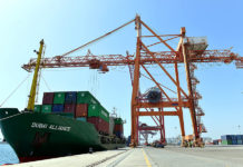 Container feeder call marks start of new era for Fujairah Terminals