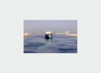 The investment in the Suez Canal enlargement is paying off with increased transit activity