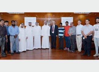 DMCA held an event recently to showcase the Smart Survey Simulator project