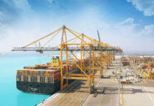 Strong growth continues at King Abdullah Port