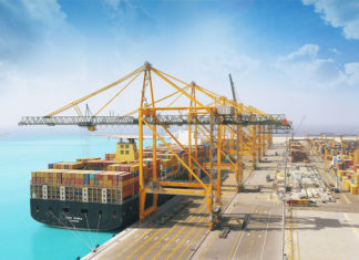 King Abdullah Port is one of the fastest growing container facilities in the world