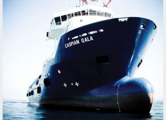 Topaz has a significant presence in the Caspian Sea offshore region