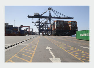 Container traffic at Sohar continues to increase at a rapid pace