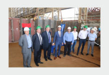 Keel laying for RAK Ports tug