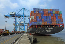 Container traffic boost for JN Port Trust