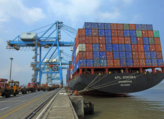Container traffic continues to rise at JNPT