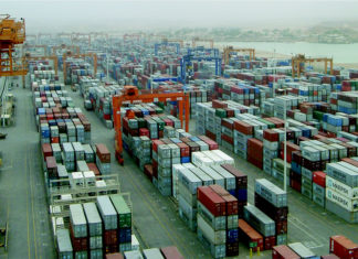 Salalah has been able to maintain container traffic levels so far this year